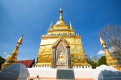 Wat Phra Który Doi Yuak Pong okręg, Phayao, Tajlandia Zdjęcie Stock