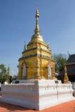 Wat Phra Który Doi Yuak Pong okręg, Phayao, Tajlandia Zdjęcia Royalty Free