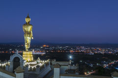 Wat Phra Który Kao Noi, Nan, Tajlandia Obraz Stock