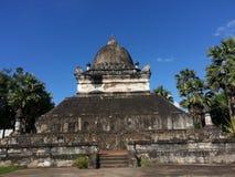 Wat Phra Który Mak Mo lub Watów Wi Chun rach przy Luang Prabang Loas Fotografia Royalty Free