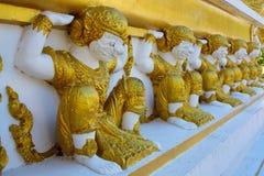 Wat Phra Który Nong Bua, północny wschód Tajlandia Obraz Royalty Free