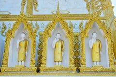Wat Phra Który Nong Bua, północny wschód Tajlandia Fotografia Royalty Free