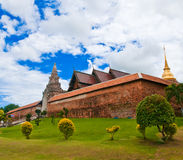 Wat Phra That Lampang Luang. Stock Images