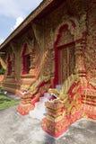 Wat Phra该Lampang Luang 免版税库存图片