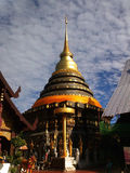 Wat Phra That Lampang Luang Royalty Free Stock Photos