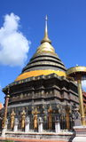 Wat Phra That Lampang Luang Royalty Free Stock Image
