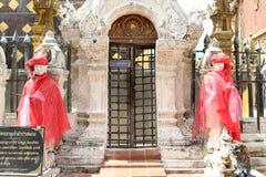 Wat Phra That Lampang Luang, Lampang, Thailand. Thai temple, Wat Phra That Lampang Luang, Lampang, Thailand Royalty Free Stock Photos