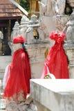 Wat Phra That Lampang Luang, Lampang, Tailândia imagem de stock