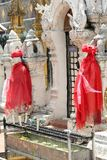 Wat Phra That Lampang Luang, Lampang, Tailândia imagens de stock royalty free
