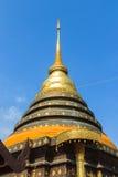 Wat Phra That Lampang Luang Royalty Free Stock Image