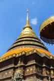 Wat Phra That Lampang Luang Stock Photos