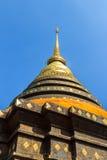 Wat Phra That Lampang Luang Royalty Free Stock Images