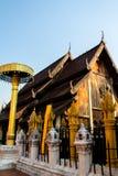 Wat Phra That Lampang Luang, Thailand. Wat Phra That Lampang Luang is so beautiful at Lampang, Thailand Royalty Free Stock Photo