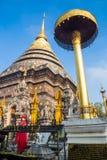 Wat Phra That Lampang Luang,Thailand Stock Image