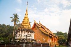 Wat Phra That Lampang Luang,Thailand Royalty Free Stock Image