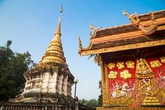 Wat Phra That Lampang Luang,Thailand Royalty Free Stock Photography