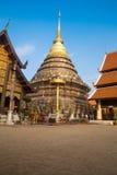 Wat Phra That Lampang Luang,Thailand Stock Photo