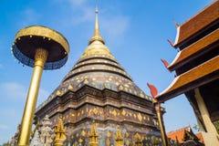 Wat Phra That Lampang Luang,Thailand Stock Photos