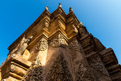 Wat Phra That Lampang Luang, Thailand Jul 2015 Stock Image