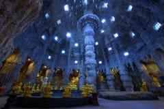 Wat Phra Mahathat Obrazy Royalty Free