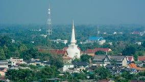 Wat Phra Mahathat Stockfotos