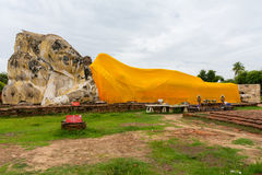 Wat Phra Mahathat Fotografia Royalty Free