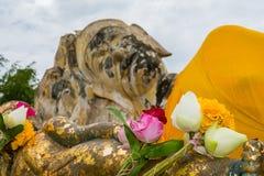 Wat Phra Mahathat Obraz Royalty Free