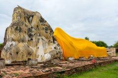 Wat Phra Mahathat Fotografia Stock
