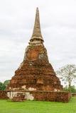 Wat Phra Mahathat Zdjęcia Royalty Free