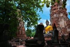 Wat Phra Mahathat Obraz Stock
