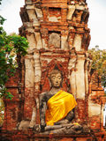 Wat Phra Mahathat, Ayuthaya Stock Photos