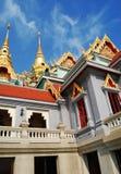 Wat Phra Mahathat chedi Pakdee Prakard in Thailand. Stock Photography