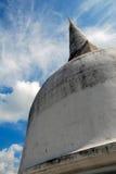 Wat Phra Mahathat, Nakhon Si Thammarat, Tailândia Imagens de Stock