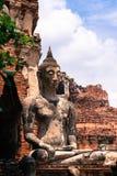 Wat Phra Mahathat Temple Stockfotografie