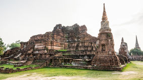 Wat Phra Mahathat Temple Foto de archivo libre de regalías