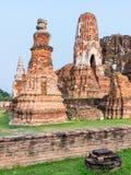 Wat Phra Mahathat temple Royalty Free Stock Photo