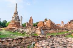 Wat Phra Mahathat temple Stock Photo
