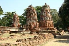 Wat Phra Mahathat temple Stock Image