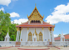 Wat Phra Mahathat, Thaïlande Images stock