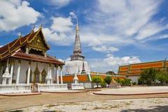 Wat Phra Mahathat Thailand Lizenzfreies Stockbild