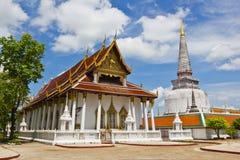 Wat Phra Mahathat Thailand Stockfotos