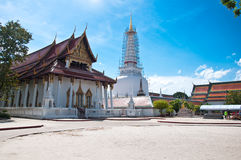 Wat Phra Mahathat Thailand Photos stock