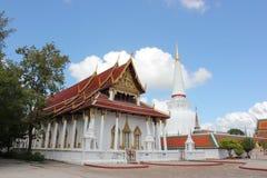 Wat Phra Mahathat Woramahawihan Imagen de archivo