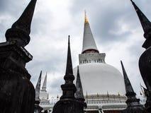 Wat Phra Mahathat Woramahawihan Royalty Free Stock Photos