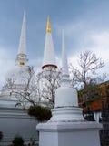 Wat Phra Mahathat Woramahawihan Stock Photography