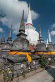 Wat Phra Mahathat Woramahawihan Nakorsrithammarat泰国 免版税库存照片