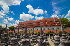Wat Phra Mahathat Woramahawihan Nakorsrithammarat Thailand Stock Photography