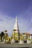 Wat Phra That Nakhon Nakhon Phanom Lizenzfreies Stockfoto