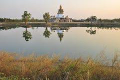 Wat Phra Nakhon Sawan Park Stock Photography