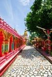 Wat Phra Nang спело Стоковая Фотография